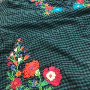 Zara mini dress top or tunic